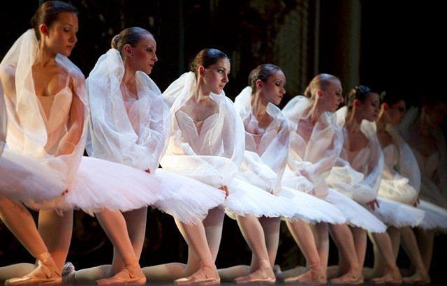 Культурная столица – балетная столица
