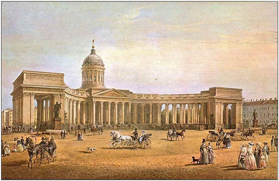 Петербургский быт, век XIX, в рисунках современника